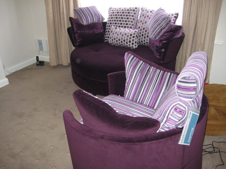 Coordinating Chairs The Large Swivel In Window Works Well With Electric Recliner That