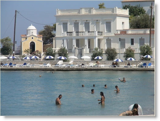The Island of Spetses