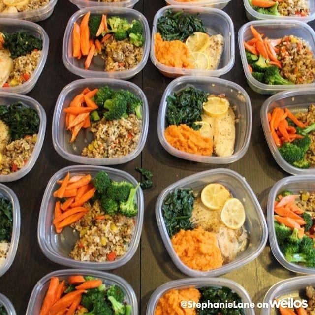 Meal prep! Do you prep? What do you make? #weilos