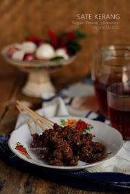 Cooking With Love: Sate Kerang