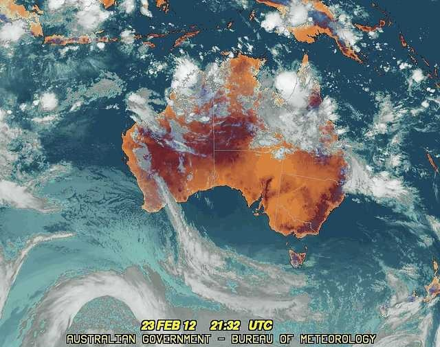 I still call Australia home!