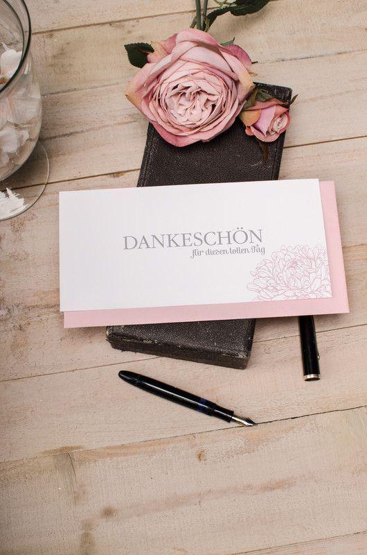 Amelie Und Nils Karte Hochzeit Hochzeitskarten Und Pfingstrosen