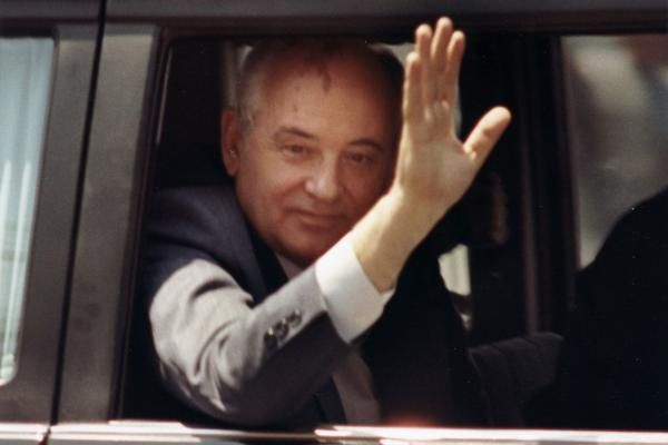 By United Press International On Dec. 25, 1991, Mikhail Gorbachev resigned as Soviet president the day before Russia's Supreme Soviet (the…
