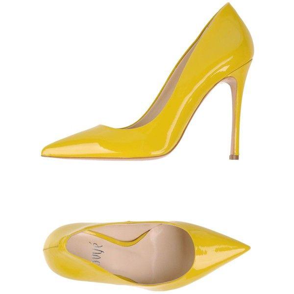 1000  ideas about Yellow High Heels on Pinterest  High heels