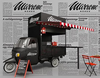 "Check out new work on my @Behance portfolio: ""Marrone Mondo"" http://be.net/gallery/31724887/Marrone-Mondo"