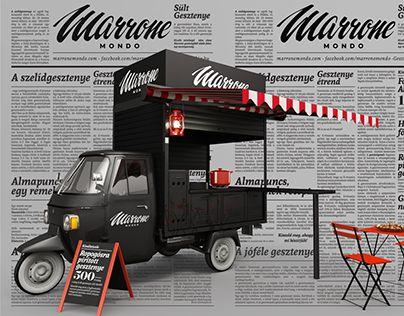 "Check out new work on my @Behance portfolio: ""Marrone Mondo"" http://be.net/gallery/31724887/Marrone-Mondo"
