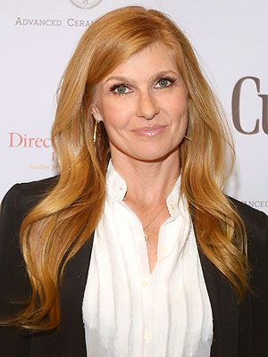 Connie Britton - CRAZY for her hair colour..also, she says she's never worn hair extensions...she has the thickest hair ever, with the perfect amount of waves and curls.