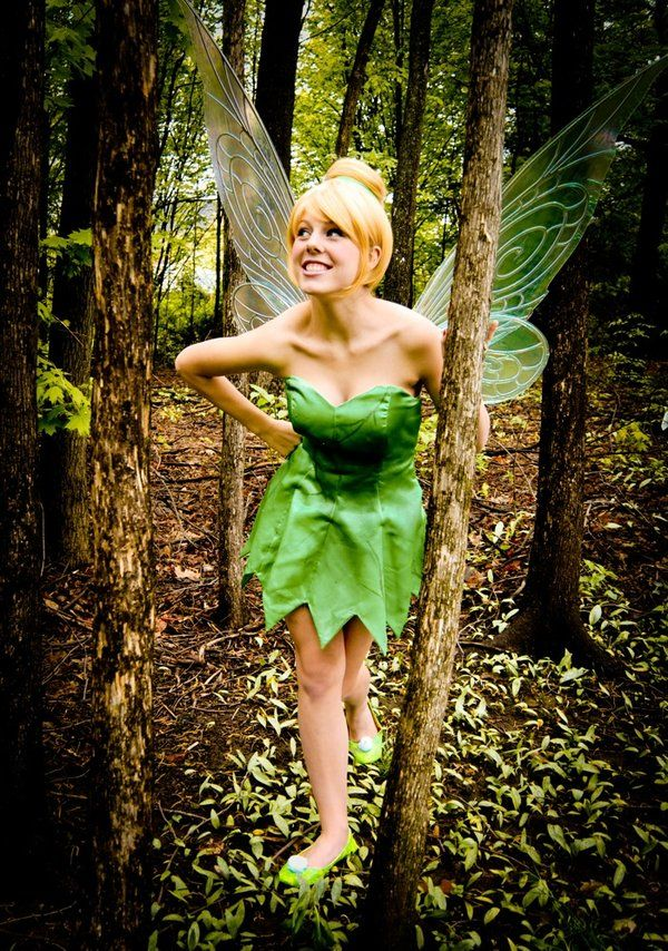 #cosplay #costume idea: #Tinkerbell