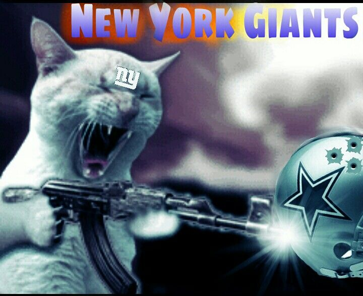New York Giants getting ready for Dallas Cowboys
