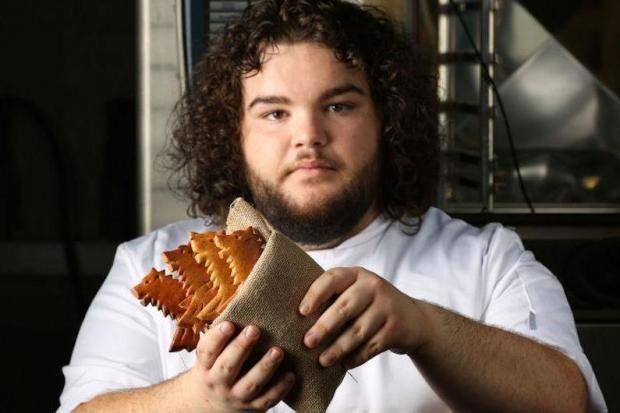Game Of Thrones : Tourte-chaude devient boulanger