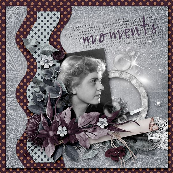 Layout by Sarkavka. Kit: Purple Plum by Butterfly Dsigns…
