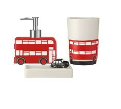 104 best london themed images on pinterest england for London themed bathroom accessories