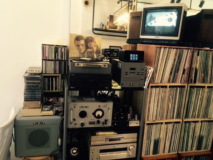 Vintage Audio System