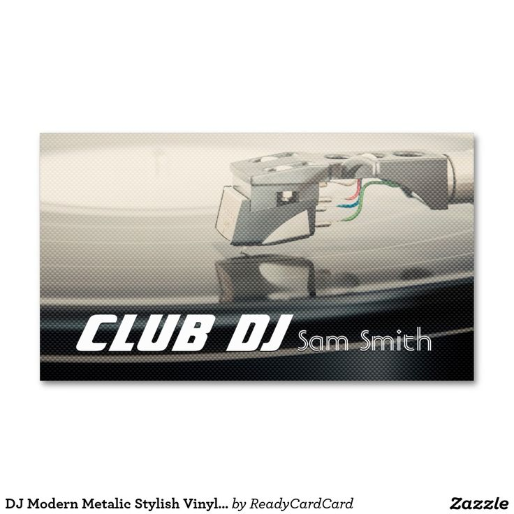 22 best DJ Business Cards images on Pinterest | Dj business cards ...