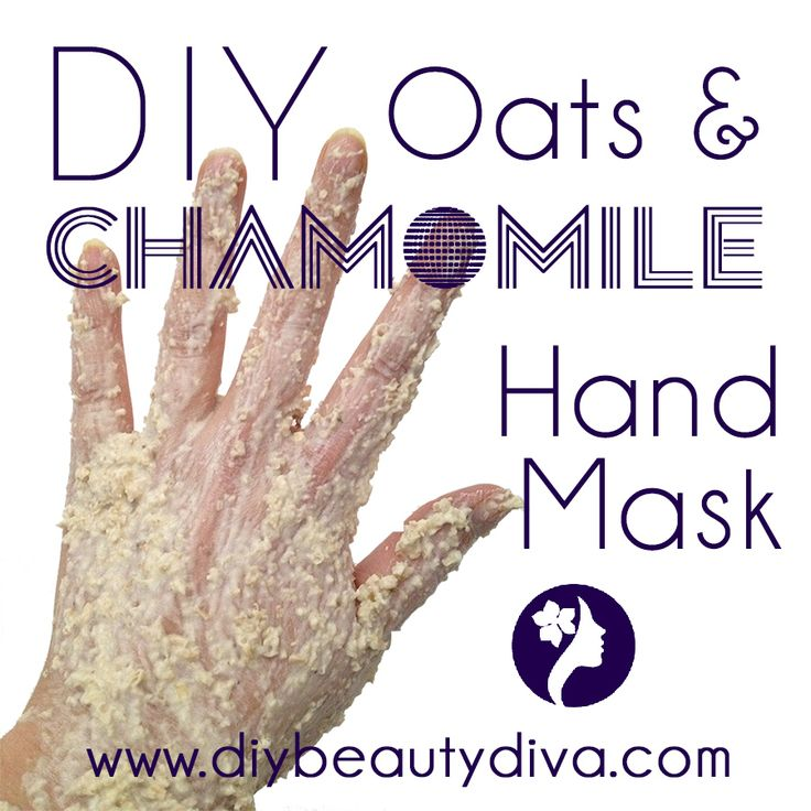 If your hands need some tender loving care, this Calming Chamomile & Oats Hand Mask will be perfect for you. Oats have a calming and healing effect on your skin thanks to their anti-inflammatory properties while chamomile has antibacterial, antifungal, and antiviral properties.
