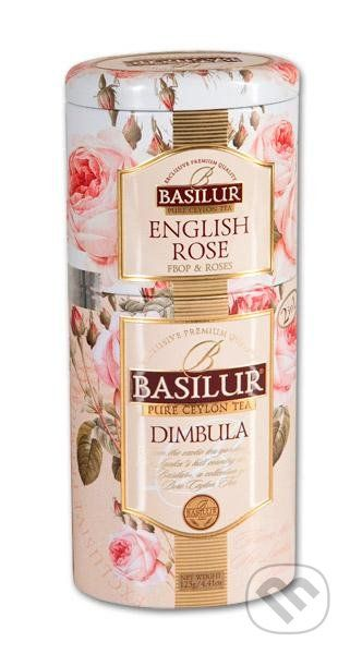 Martinus.sk > Káva a čaj: Rose & Dimbula