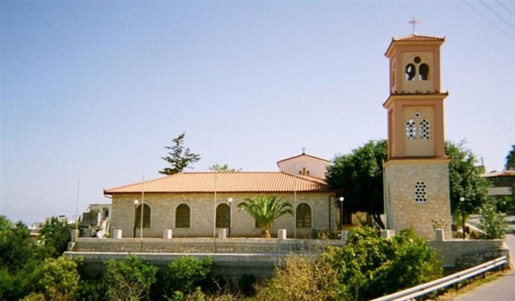 Grieks Orthodoxe dorpskerk
