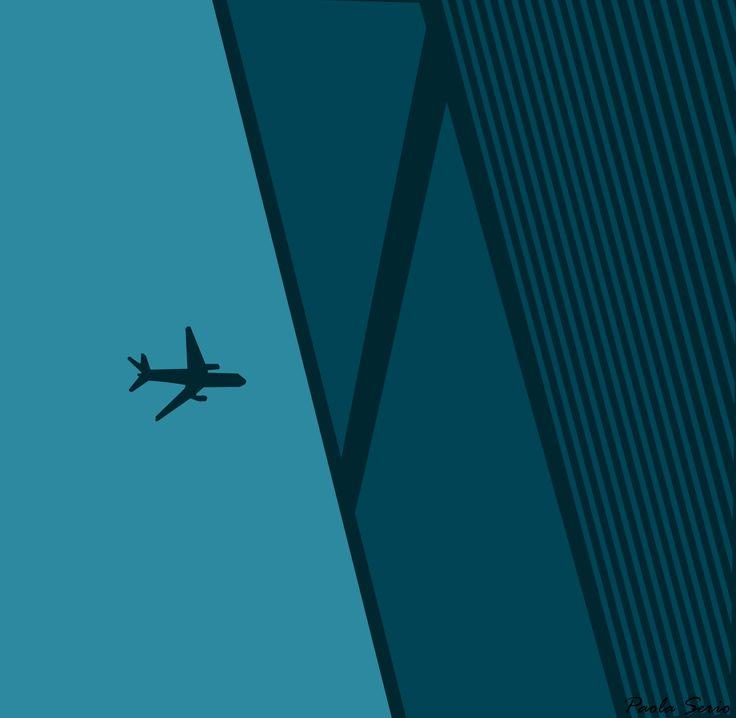 Un ricordo di un momento indimenticabile. 11 Settembre 2001