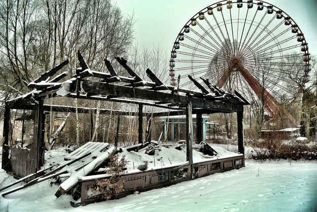The amusement park opened in 1969 and remained popular until 1989, when East and West Berlin reunified.
