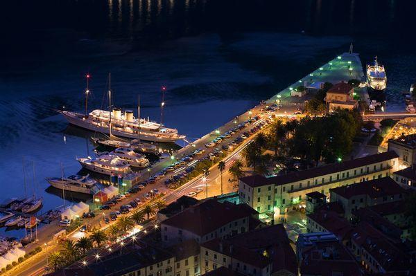 Kotor, Montenegro...
