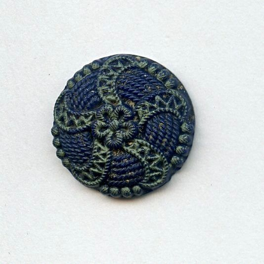 how to clean antique buttons