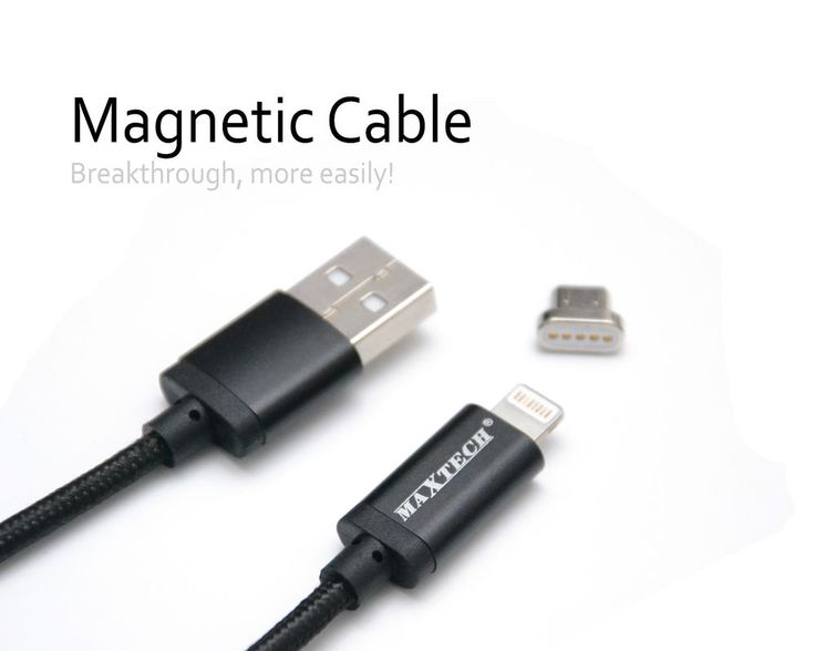 Original Super Fast Magnetic Micro Usb Cable for iPhone 6 6s Plus Samsung 5 pin