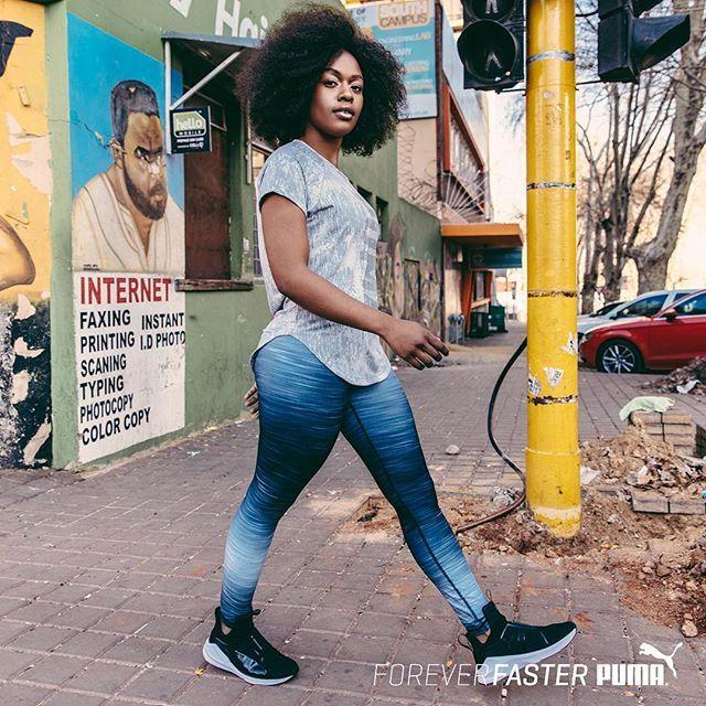 WEBSTA @ nomzamo_m - No copy can supersede a blueprint. #DoYou #PUMAWomen @PUMA