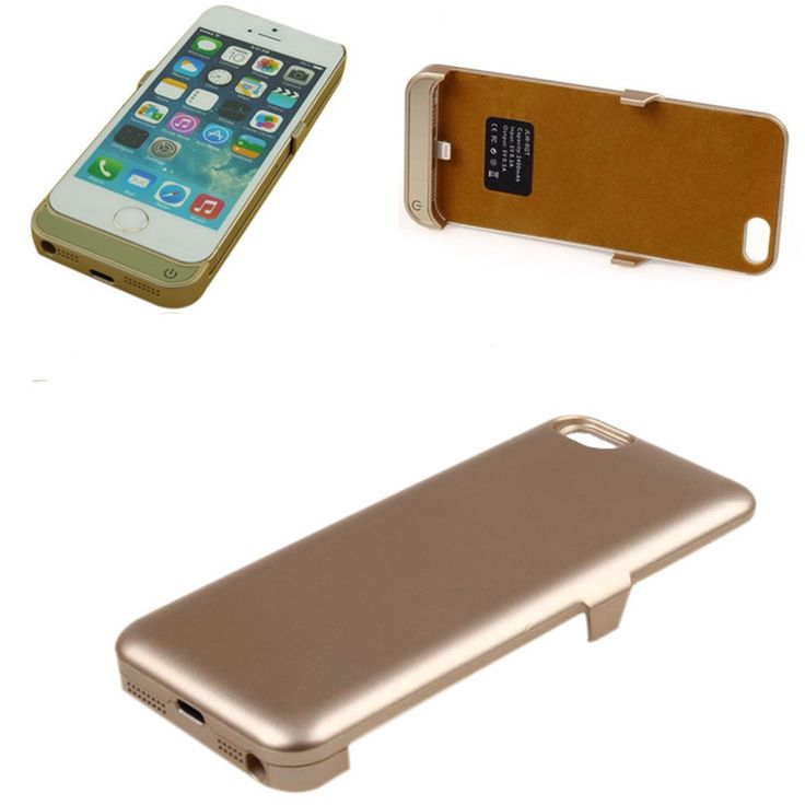 Find More Phone Bags & Cases Information about Tyrant gold 2400mAh Power Battery bank For iphone55s clip battery ultra thin mobile power cell phone case backup charge treasure,High Quality Phone Bags & Cases from Shenzhen Smile Trade Electronic Co. Ltd. on Aliexpress.com