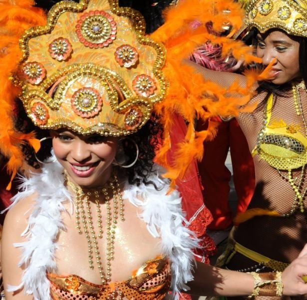 Carnaval de Limoux : le monde dans une bulle