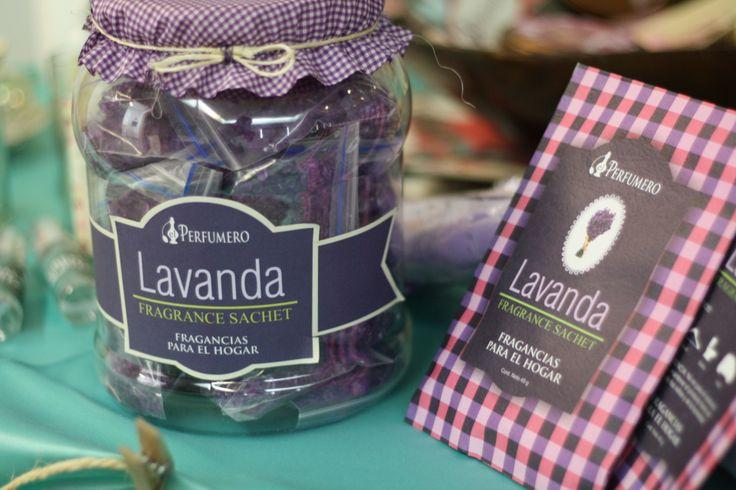 Fragrance Sachet / lavender sachet Packaging design