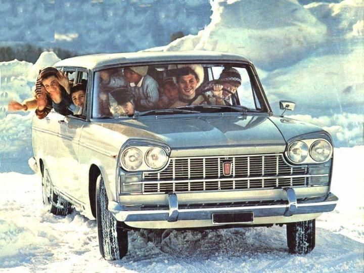 Fiat 2300 station wagon (1961-1963)
