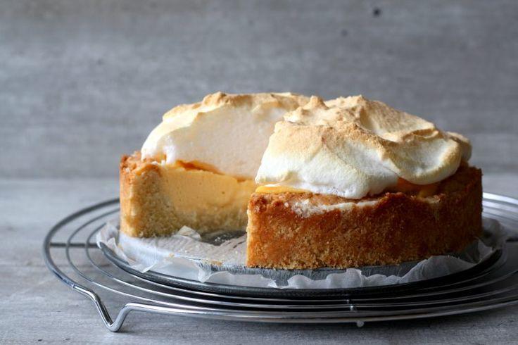 Limoen Meringue taart!   Oanh's Kitchen