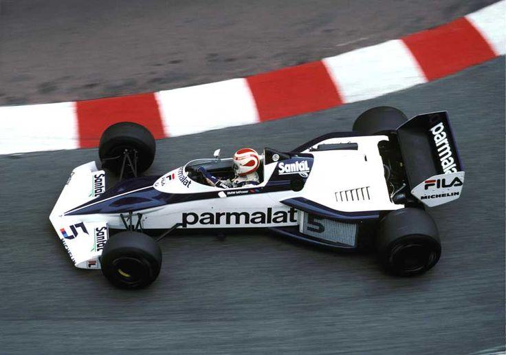 Nelson Piquet, Brabham BT52, 1983 Monaco GP