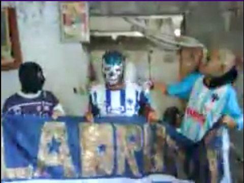 Los chisquiados del Monterrey