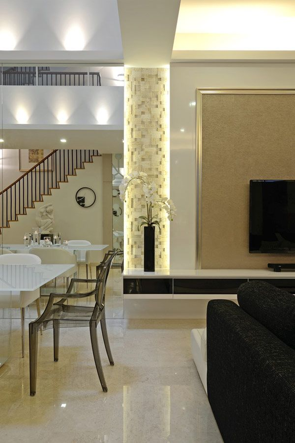 Interior design for terrace house in singapore