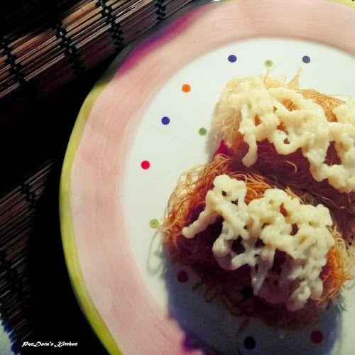 PanDora's Kitchen: Ατομικα Κανταϊφακια