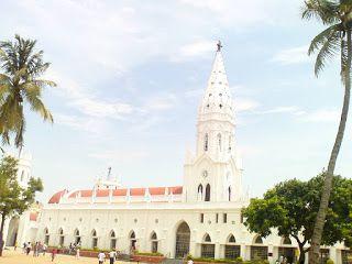 Historical - Poodi Madha and Adaikala Madha  churches (1714 -1742) built by Italian priest  Fr. Beschi, a scholar in Tamil - British India ~ Navrang India