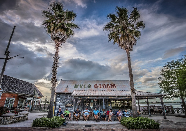 WVLG 640AM at The Villages, Florida by Curtis Simmons, via Flickr