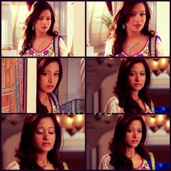 Aaliya soo upset:'(