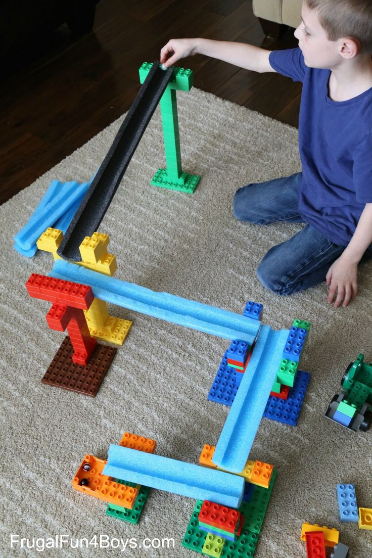 Marble Run Diy Science Projects