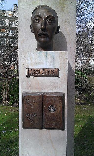 Statue de Stefan Zweig