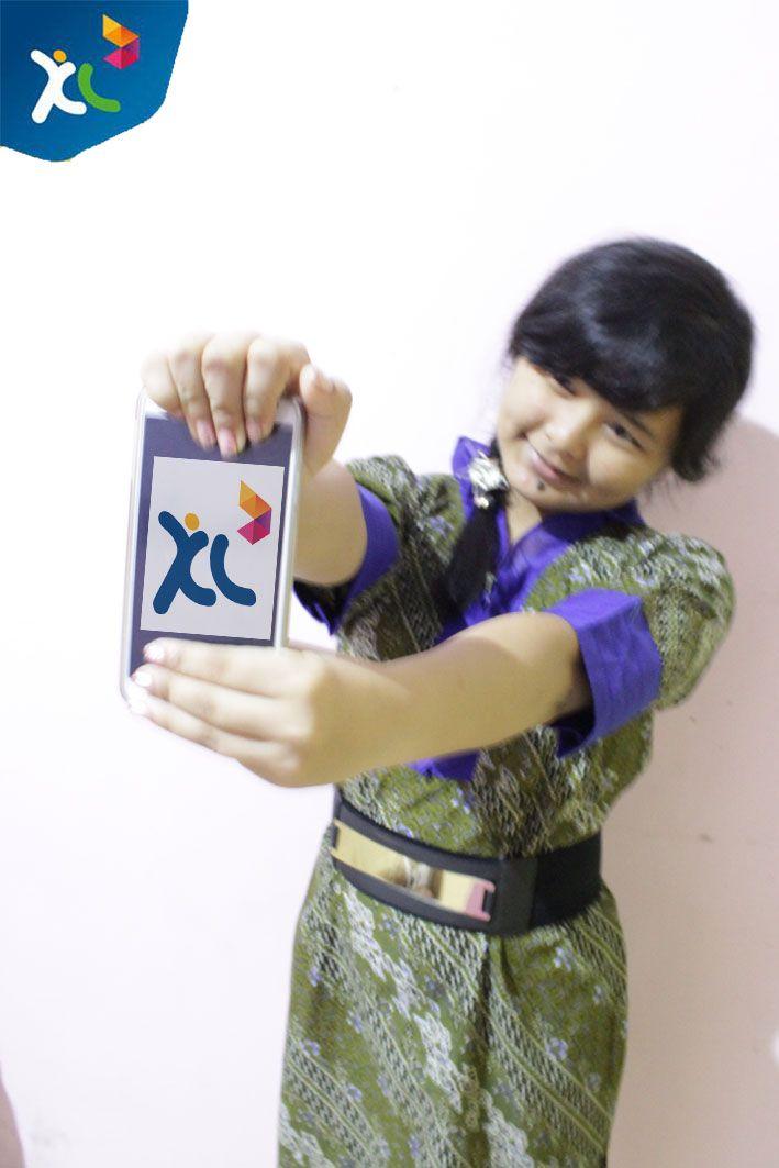 Mencintai Indonesia belum afdol nih kalo gadget kamu providernya XL, ini nih yang paling buat aku cinta banget sama Indonesia, karna XL, XL membuat komunikasi hari hari ku lancarrr jaya ;)