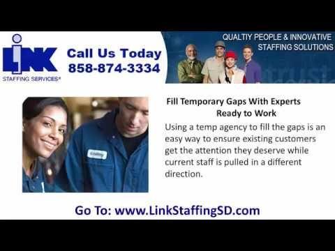OMG Temporary Staffing Company, Temp Agency in San Diego CA