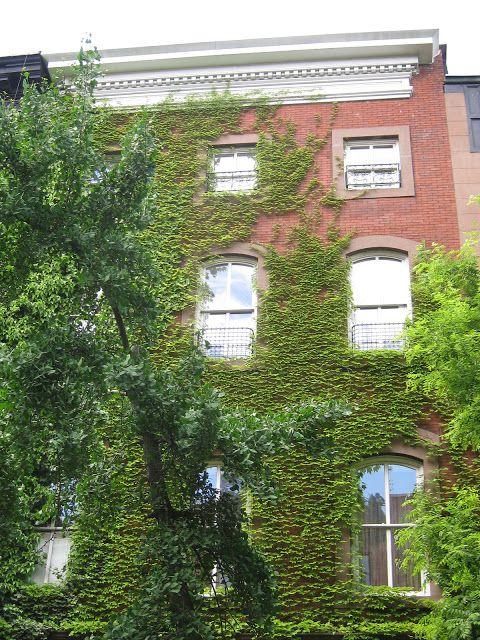 Daytonian in Manhattan The Emma Lazarus House No. 18