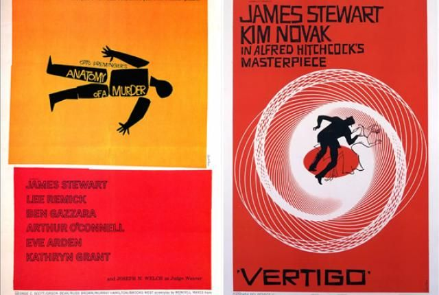 """Designer Saul Bass: """"I don't give a damn whether the client understands that [beauty] is worth anything.""""   Mental Floss"""
