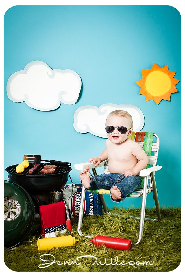 Happy 4th of July: Southern California Baby Photographer » Jenn Tuttle [Loveographer] | so adorable!
