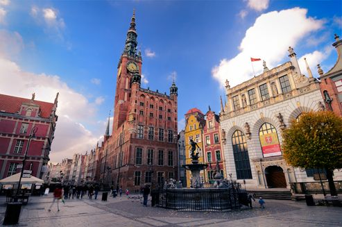 The city of Gdańsk, as the only one Polish city, has been ranked in the list of 40 world's best places to visit in 2014. In addition, Kraków was defined as the most attractive place for tourists in Europe.