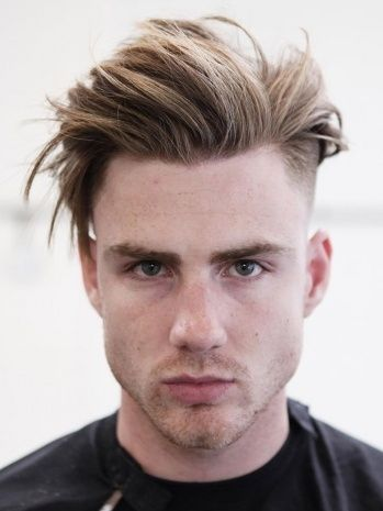 Good Haircuts For Blonde Guys | Male hairstyle | Peinados de hombre ...