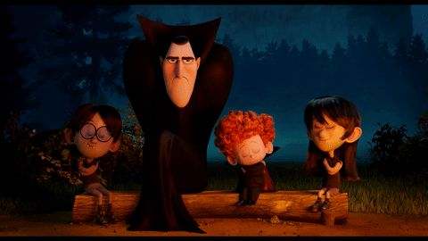 Sony Pictures Animation dracula hotel transylvania 2 hotel transylvania sony animation GIF