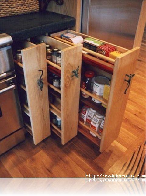 Die besten 25+ Gewürzaufbewahrung küchenschrank Ideen auf ...